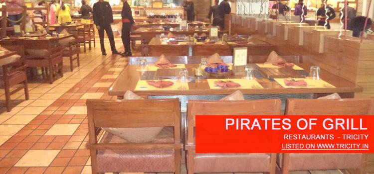 Pirates Of Grill Chandigarh