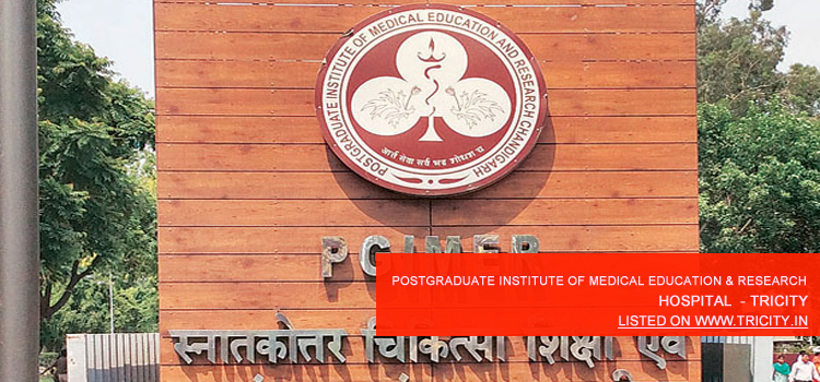 Postgraduate Institute of Medical Education & Research