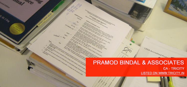 Pramod Bindal & Associates Chandigarh