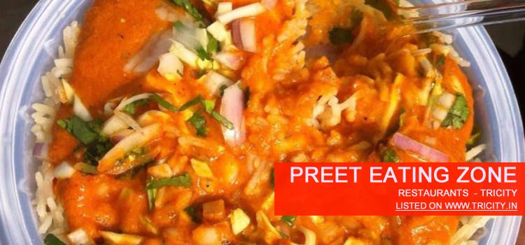 Preet Eating Zone