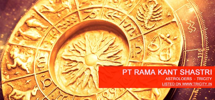 Pt Rama Kant Shastri Chandigarh