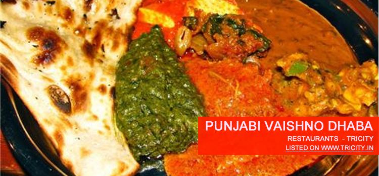 Punjabi Vaishno Dhaba