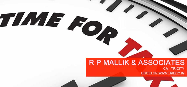 R P Mallik & Associates Chandigarh