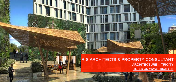 r s architects property