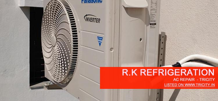 r k referigartion