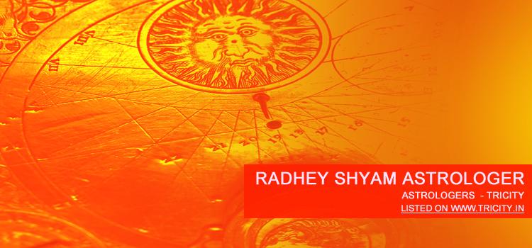 Radhey Shyam Astrologer Mohali