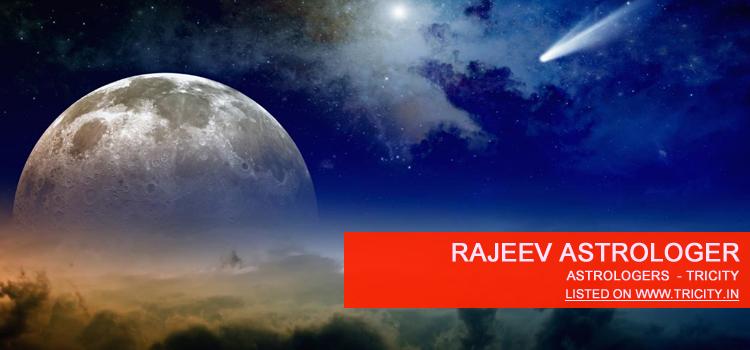 Rajeev Astrologer Chandigarh