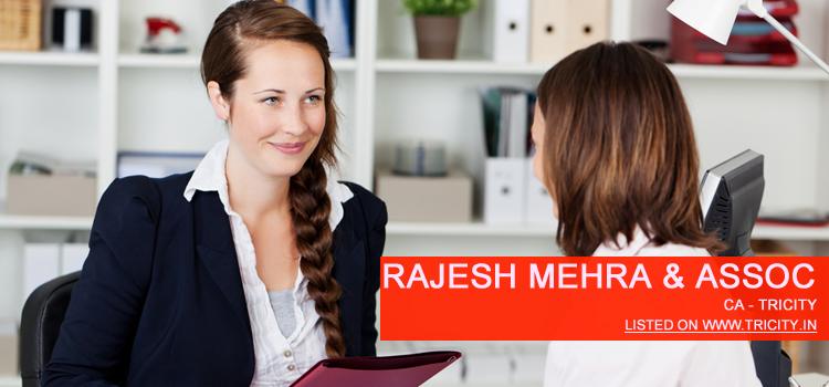 Rajesh Mehra & Assoc chandigarh