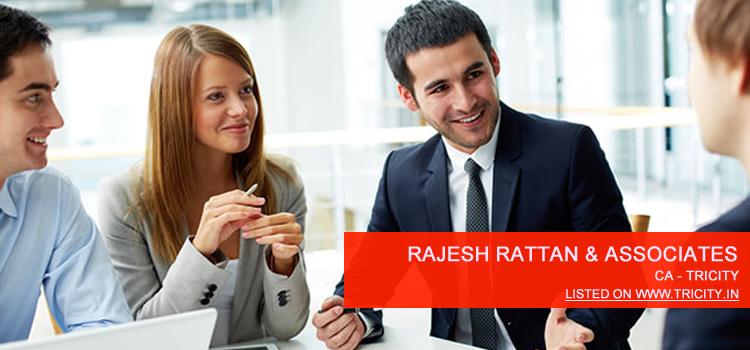 Rajesh Rattan & Associates Chandigarh