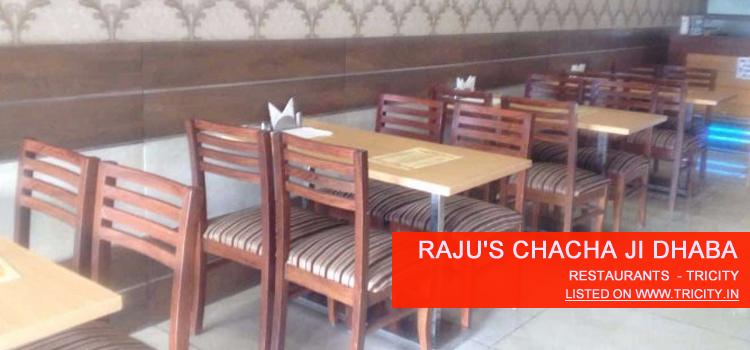 Raju's Chacha Ji Dhaba