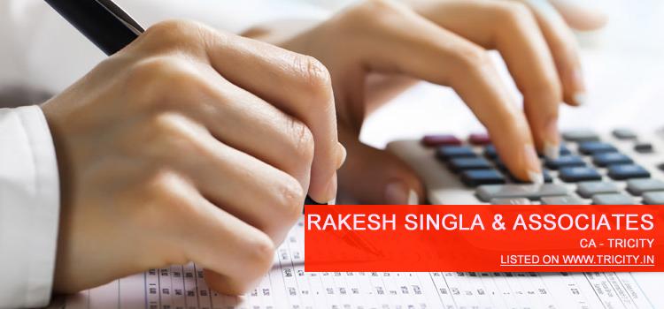 Rakesh Singla & Associates Chandigarh
