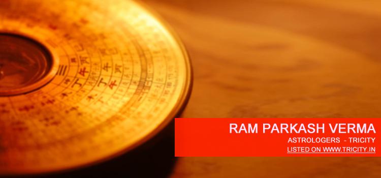 Ram Parkash Verma Chandigarh