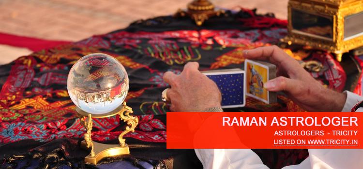 Raman Astrologer Chandigarh