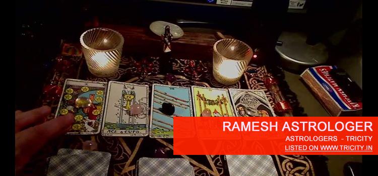 Ramesh Astrologer Chandigarh