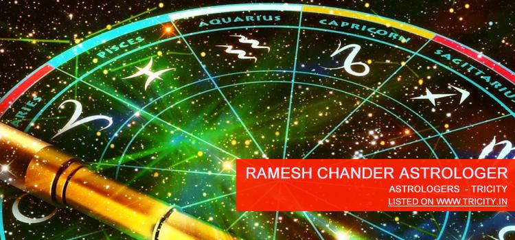 Ramesh Chander Astrologer Mohali