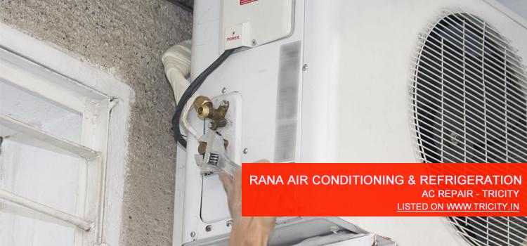 Rana Air Conditioning & Refrigeration