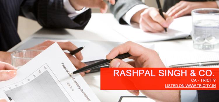 Rashpal Singh & Co. Chandigarh