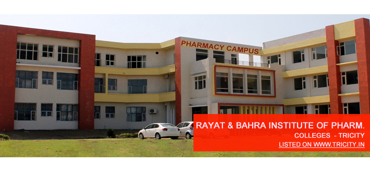 Rayat and Bahra Institute of Pharmacy