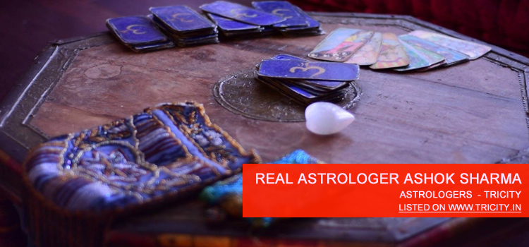 Real Astrologer Ashok Sharma Mohali