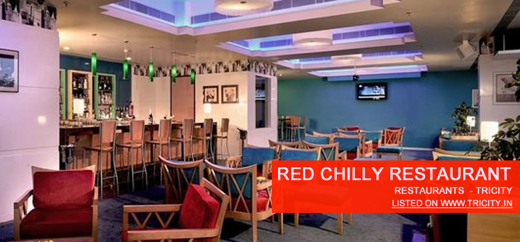 Red Chilly Restaurant Chandigarh