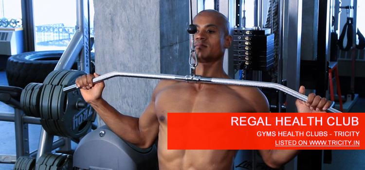 Regal Health Club chandigarh