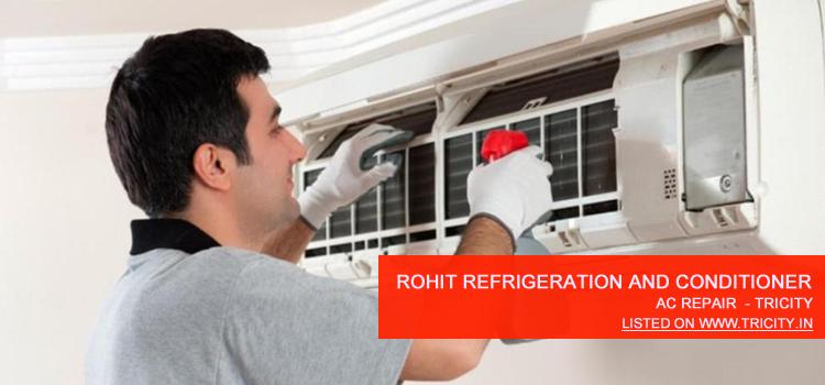 rohit refrigration