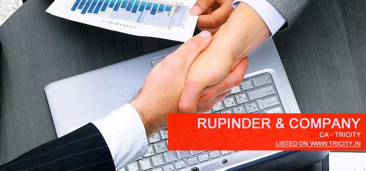 Rupinder & Company Chandigarh