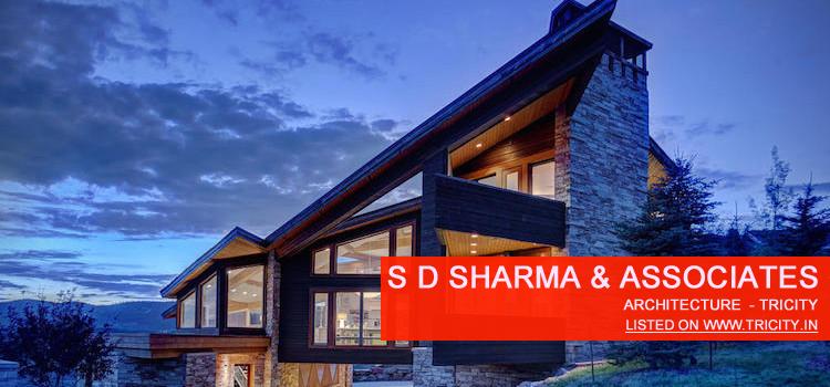 s d sharma