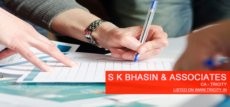 S K Bhasin & Associates Chandigarh