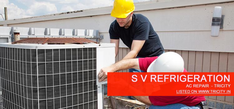 s v refrigation