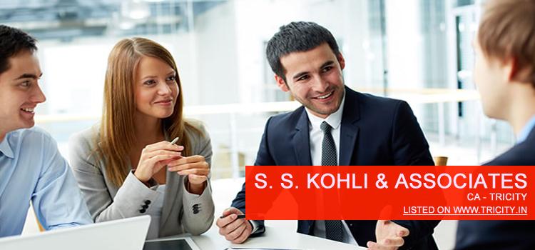 S. S. Kohli & Associates Chandigarh