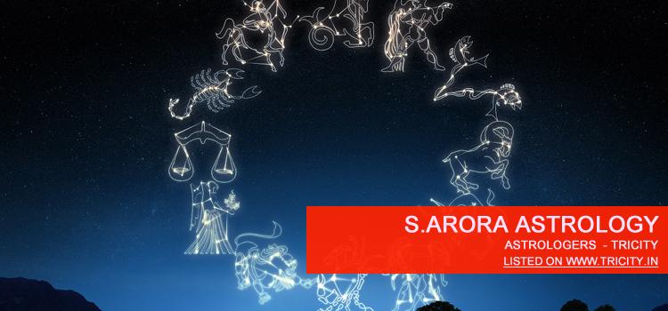 S.Arora Astrology Panchkula