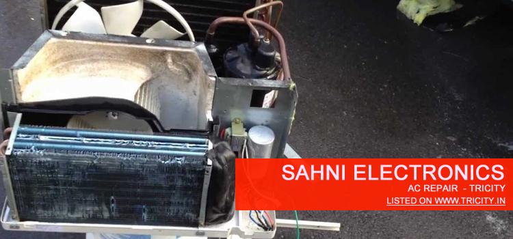 Sahni Electronics Chandigarh