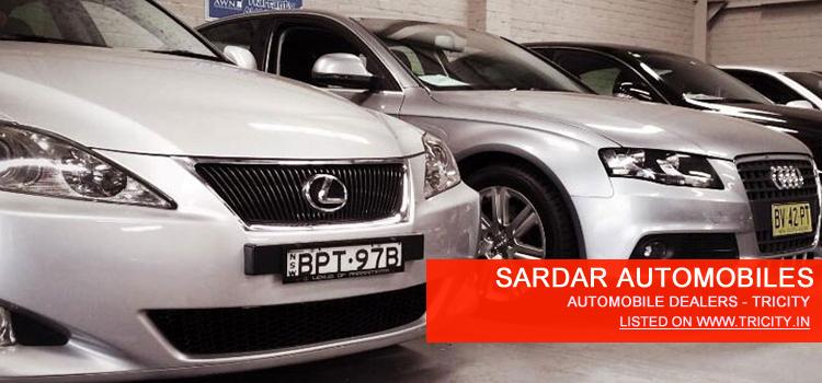 SARDAR AUTOMOBILES