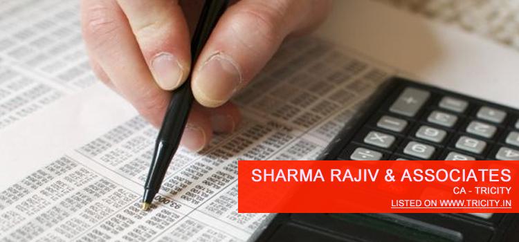 Sharma Rajiv & Associates Chandigarh