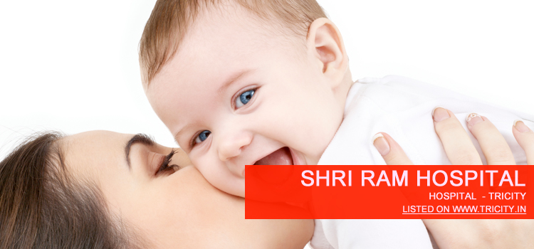 SHRI RAM HOSPITAL for Women & Children panchkula