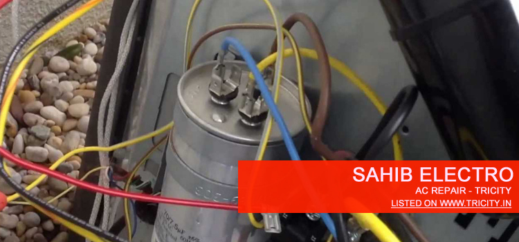 Sahib Electro Chandigarh