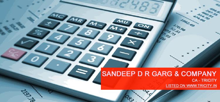 Sandeep D R Garg & Company Chandigarh