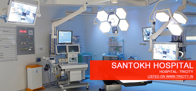 Santokh Hospital chandigarh