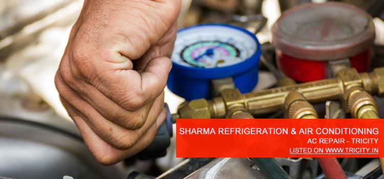 Sharma Refrigeration & Air Conditioning