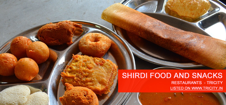 Shirdi Food And Snacks