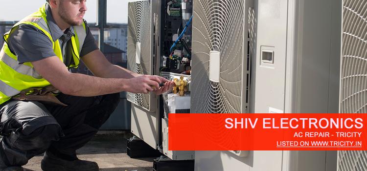 Shiv Electronics Chandigarh
