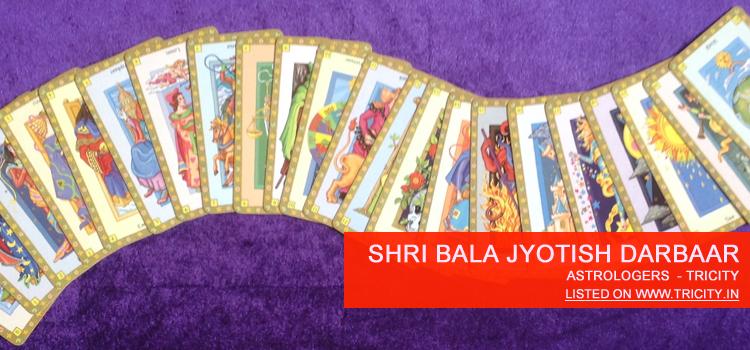 Shri Bala Jyotish Darbaar Chandigarh