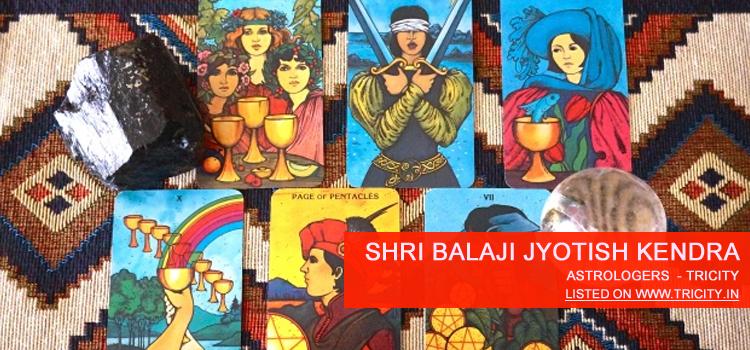 Shri Balaji Jyotish Kendra Chandigarh