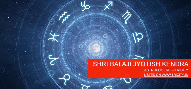 Shri Balaji Jyotish Kendra Mohali