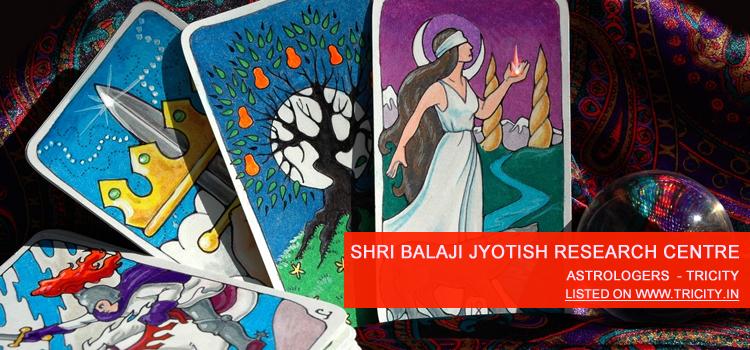 Shri Balaji Jyotish Research Centre Mohali