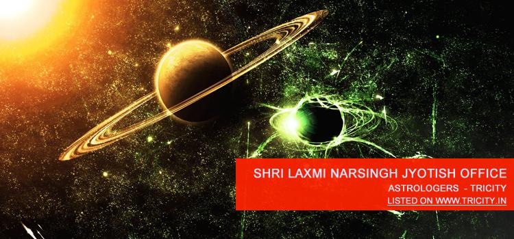 Shri Laxmi Narsingh Jyotish Office Mohali