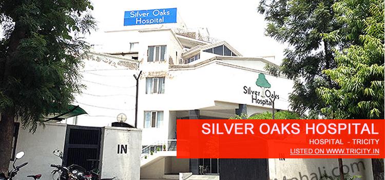 Silver Oaks Hospital Mohali