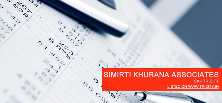 Simirti Khurana Associates Chandigarh