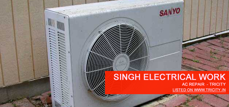 Singh Electrical Work Chandigarh